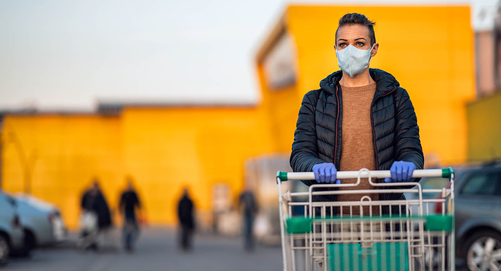 Shopping Tips in a Pandemic