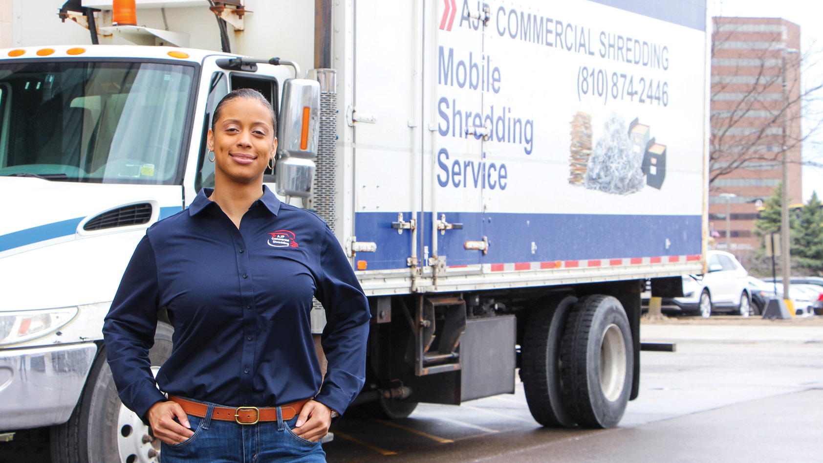 AJP Commercial Shredding